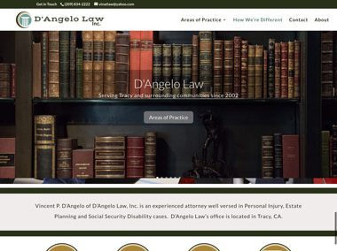 D'Angelo Law, Inc.