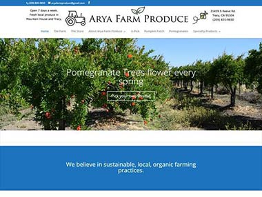 Arya Farm Produce